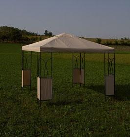 GAZEBO FERRO H260cm