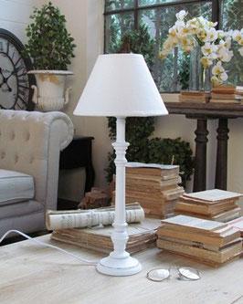2 lampade white  - d.cm.22xh.51