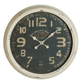 Orologio parete metallo diam. 62cm