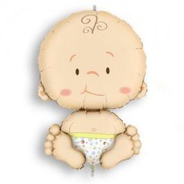 Mylar Baby h 80×52 cm