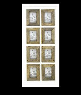 PORTAFOTO MULTIPLO cm. 58 x 34 h 118,5