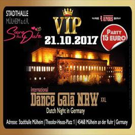 Fullpass Latin Dance Gala NRW XXL 21.10.2017