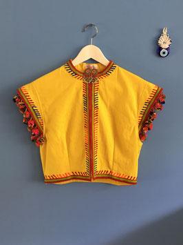 Rainbow Vest Yellow
