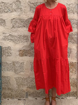 oops SOLD RANI Dress Coral