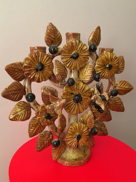 oops SOLD VINTAGE - 1970s Mexican Candleholder