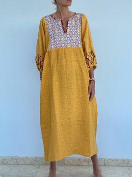 oops SOLD Mango Butterfly Grace Dress