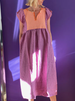 Purple Jilly Dress