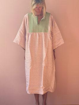 oops SOLD TINA PinkGreen Bella Dress