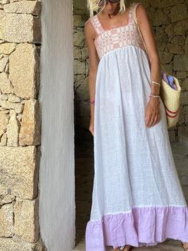 TINA Purple Dea Dress