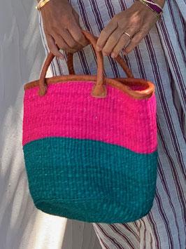 Kenyan Colour Block Shopper