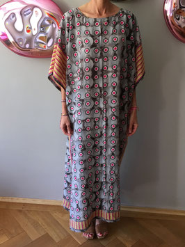 oops SOLD Delicate Silk Kaftan - Goa Love