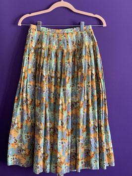 VINTAGE - Guy Laroche pleated skirt