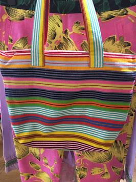 The Stripe Tote Bag