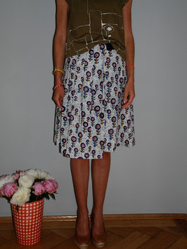 oops SOLD Skirt Florals