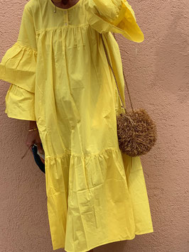 RANI Dress Yellow