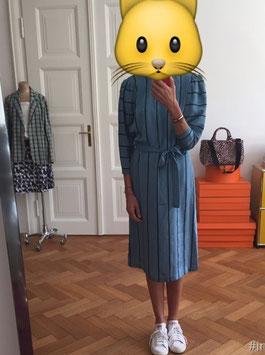 oops SOLD Vintage - Blue Dress NY
