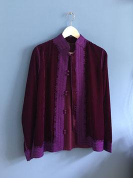 oops SOLD DELIA  Jacket Purple