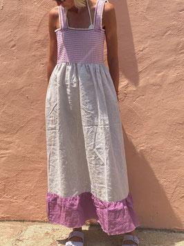 Purple DEA Summer Dress