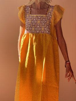 oops SOLD TINA Mango Jilly Dress