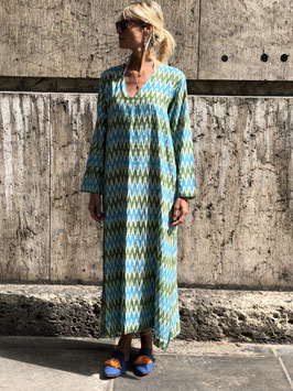 oops SOLD SixTwelve Green Kaftan Dress