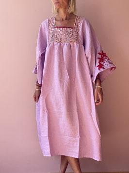 TINA Purple Grace Dress