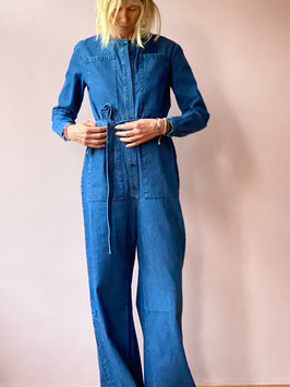 All In One - Denim Jumpsuit