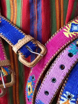 Guatemalan Belt - Multicolor embroidery