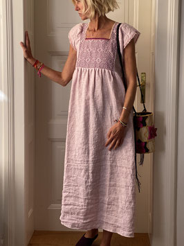 TiNA Purple Jilly Dress