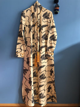 oops SOLD Bird Dress - NEW Designer