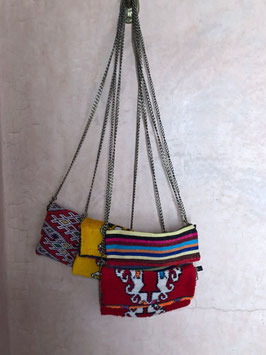 Colorful Clutch Bag - Bohemian Love 2