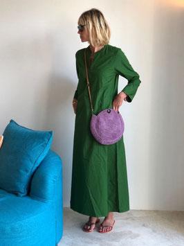 oops SOLD SUFI Green Kaftan Dress