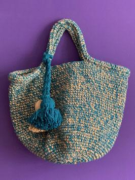 Wool Knitted Bag Yalla! - Mixed