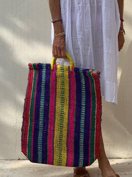 Colortastic Woven Bags - Mexican