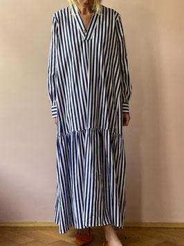Stripe Maxi Robe