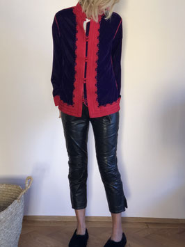 DELIA Jacket Purple Red