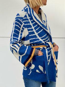MANTA Belted Blue