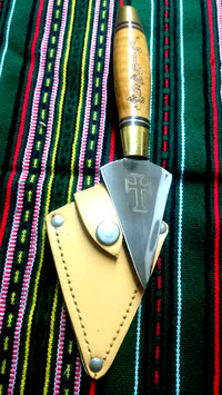 LANCE KNIFE FRO ORTHODOX CHRISTIAN CHURCH [SMALL]  Νο 1