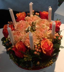Flower Cake - die etwas andere Torte