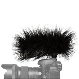 Gutmann Mikrofon Windschutz für Canon DM-50
