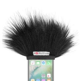 Gutmann Mikrofon Windschutz für Huawei P30 / P30 Lite / P30 Pro