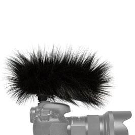 Gutmann Mikrofon Windschutz für Sony ECM-CQP 1