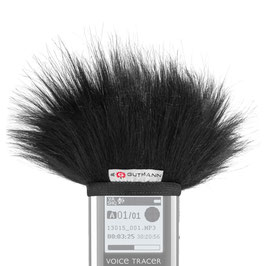 Gutmann Mikrofon Windschutz für Philips DVT 1700