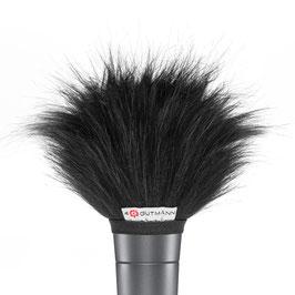 Gutman Mikrofon Windschutz für Shure SKM 5000