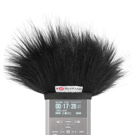 Gutmann Mikrofon Windschutz für Marantz PMD 620 / 620 MKII