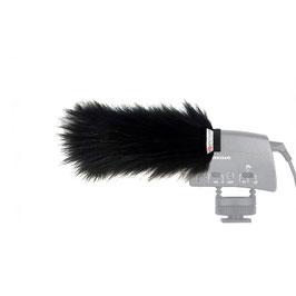 Gutmann Mikrofon Windschutz für Sennheiser MKE 400