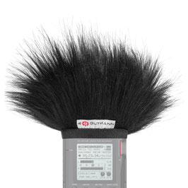 Gutmann Mikrofon Windschutz für Kenwood MGR-A7 / MGR-A7-B