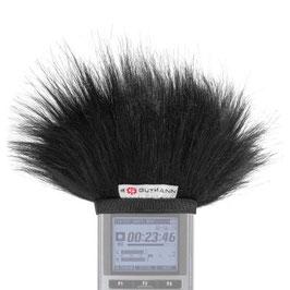 Gutmann Mikrofon Windschutz für Olympus LS-P1 / LS-P2
