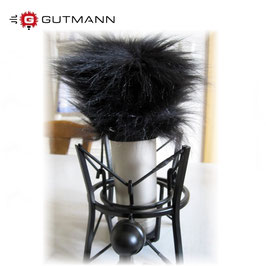 Gutmann Microphone Windscreen for Blue Microphones Blue Yeti USB Silber