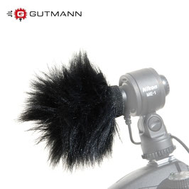 Gutmann Microphone Windscreen for Nikon ME-1