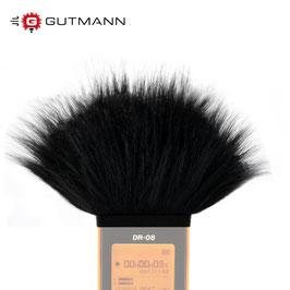 Gutmann Mikrofon Windschutz für Tascam DR-08